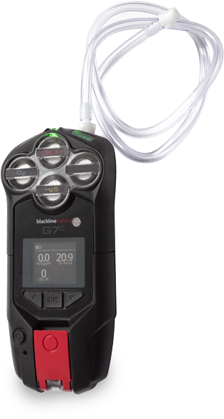 G7 Multi-Gas detector with pump