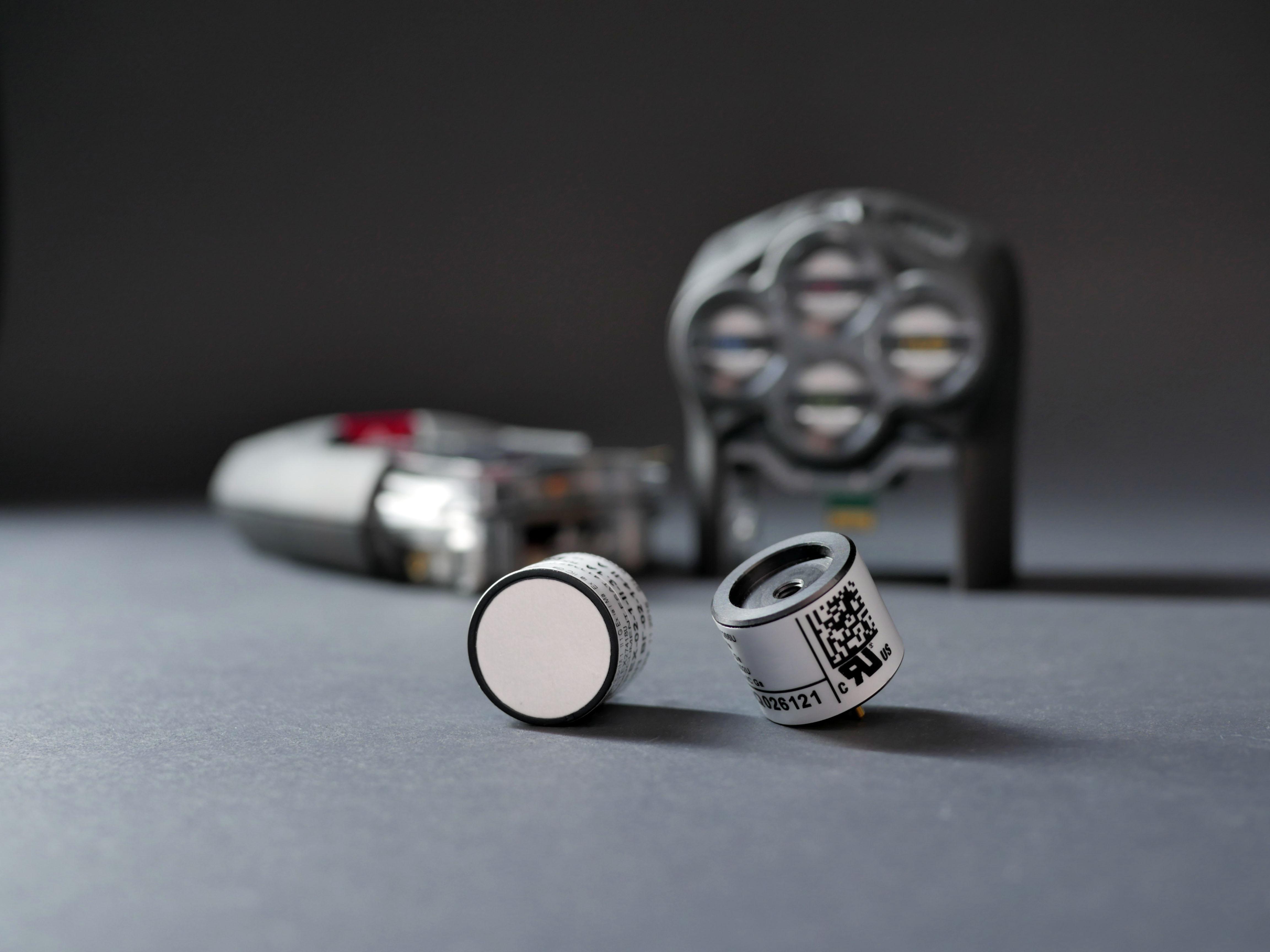 G7 LEL pellistor and IR sensors low angle